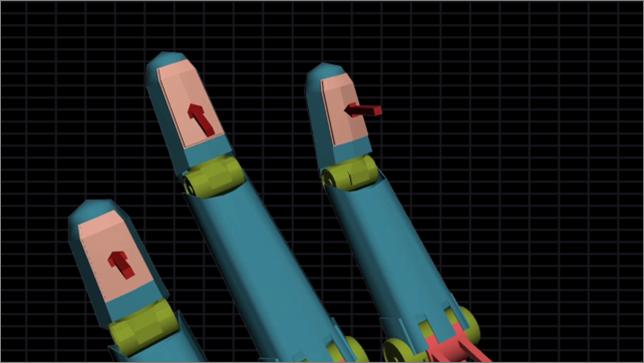 capteurs de pression toucher